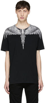 Marcelo Burlon County of Milan Black Jen T-Shirt