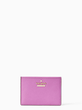 Kate Spade Cameron street card holder - DUSTY PEONY - STYLE