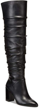 INC International Concepts Anna Sui Loves Tabithaa Over-The-Knee Boots, Created for Macy's Women's Shoes