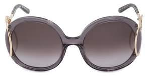 Chloé Round Sunglasses Ce703s 035 56.