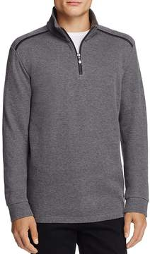 BOSS GREEN Piceno Half-Zip Sweatshirt