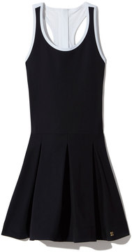 Sweaty Betty Championship Tennis Dress in Black, X-Small