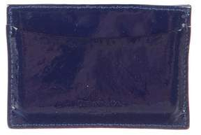 Tiffany & Co. Patent Leather Card Holder