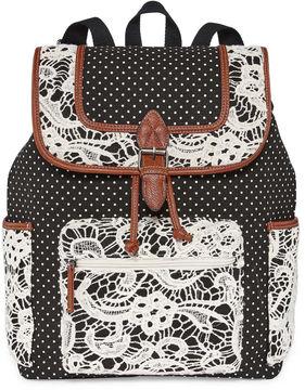 ARIZONA Arizona Mackenzie Flap Backpack