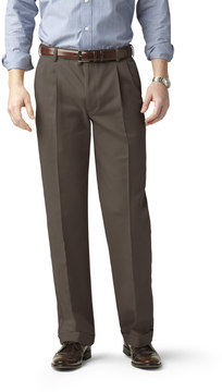 Dockers Easy Khaki D3 Classic-Fit Pleated Pants