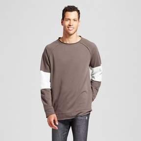 Jackson Men's Raglan Pullover Charcoal/Natural