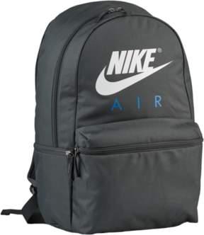 Nike Backpack - Anthracite/Blue Nebula/White