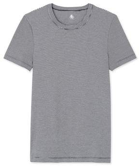Petit Bateau Mens milleraies-striped T-shirt