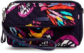 Vera Bradley Iconic RFID All in One Crossbody - SUPERBLOOM - STYLE