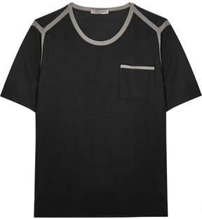 Bottega Veneta Wool-blend Top - Black