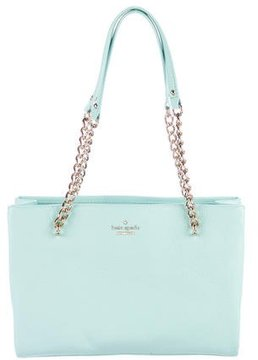 Kate Spade Emerson Place Small Phoebe Tote w/ Tags - BLUE - STYLE