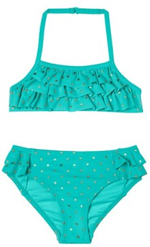 Hula Star Toddler Girl's Twinkle Star Two-Piece Swimsuit