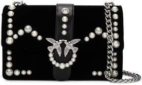 Pinko Love embellished bag