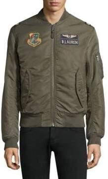 Polo Ralph Lauren Reversible Tactical Wing Jacket