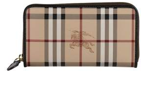 Burberry Wallet Wallet Women - NATURAL - STYLE