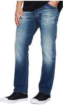 AG Adriano Goldschmied Everett Slim Straight Leg Denim in 12 Years Maverick Men's Jeans