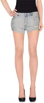 BLK DNM Denim shorts