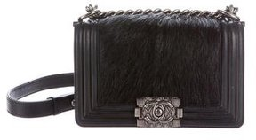 Chanel Ponyhair Small Boy Bag