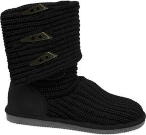BearPaw Knit Tall Boot