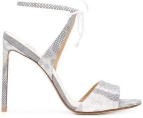 Francesco Russo tie detail sandals