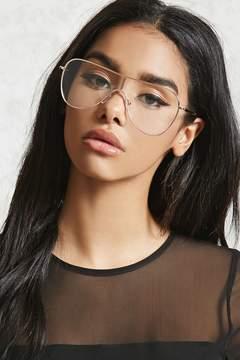 Forever 21 Shield Reader Glasses