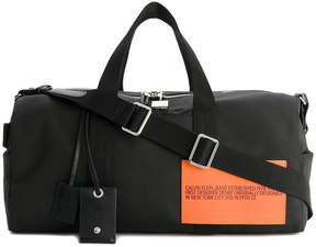 Calvin Klein bowling bag