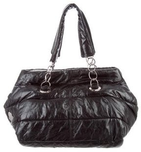 Moncler Puffer Tote Bag
