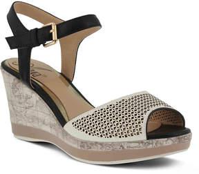 Azura Women's Liefde Wedge Sandal