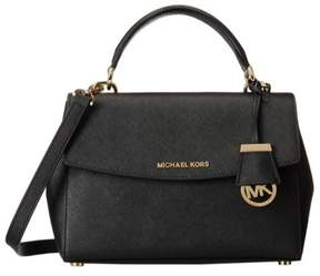 MICHAEL Michael Kors Small Ava Crossbody - BLACK - STYLE