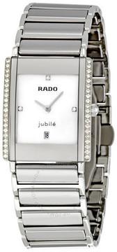 Rado Integral Jubile Large Ceramic Diamond Unisex Watch