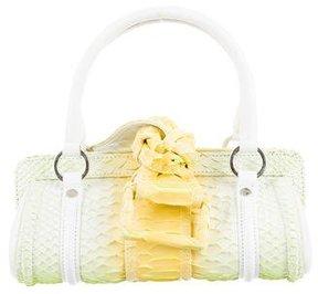 Givenchy Mini Python Doctor Bag