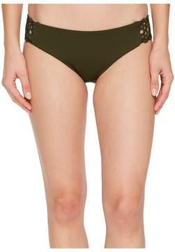 Becca by Rebecca Virtue Siren American Fit Pant Bottoms Women's Swimwear