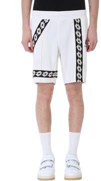 Damir Doma White Cotton Shorts
