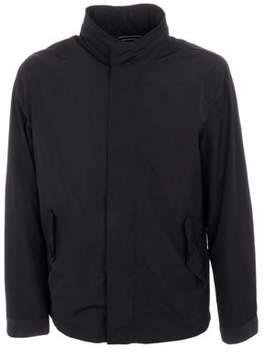 Gant Men's Black Polyester Outerwear Jacket.