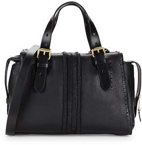 Cole Haan Women's Loralie Whipstitch Leather Satchel