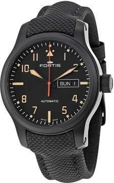 Fortis Aviatis Aeromaster Stealth Automatic Men's Watch
