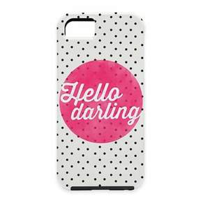 Deny Designs Allyson Johnson Hello Darling Polka Dot Case for iPhone® 6 and 6S