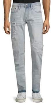 Buffalo David Bitton Evan-X Distressed Jeans