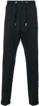 Eleventy slim-fit slouched jeans