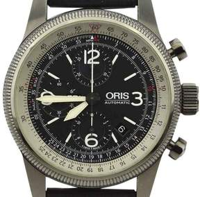 Oris Big Crown X1 01-675-7648-4 Stainless Steel 46mm Mens Watch