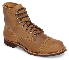 Red Wing Shoes Men's Iron Ranger Cap Toe Boot