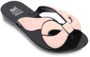 Mini Melissa Scented Rubber Bow Flip Flops