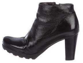 La Canadienne Leather Ankle Boots
