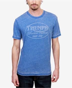 Lucky Brand Men's Graphic-Print Triumph T-Shirt
