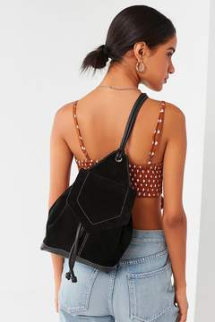 Urban Outfitters Suede Mini Backpack