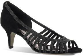 Easy Street Shoes Sparkle Women's Dress Heels