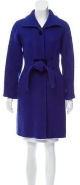 Valentino Vintage Belted Coat