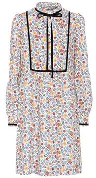 A.P.C. Rita printed cotton dress