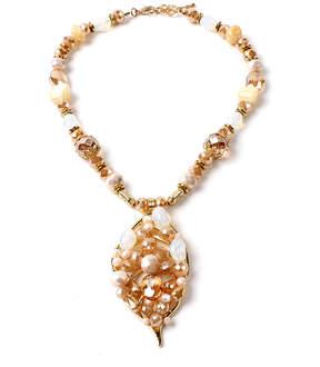 Amrita Singh Goldtone Noho Necklace