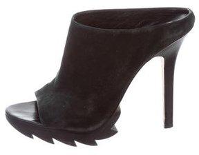 Camilla Skovgaard Platform Nubuck Sandals